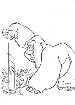 Tarzan part 5