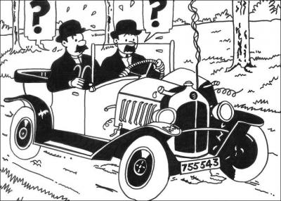 Создавая комиксы про Тинтина, бельгийский художник Эрже забыл добавит красок. Давайте же исправим это, взяв в руки карандаши, фломастеры и краски с любимыми цветами и разукрасим приключения любимого персонажа.
