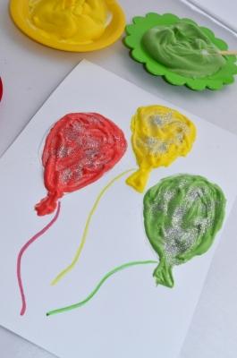 Объёмное рисование для детей своими руками